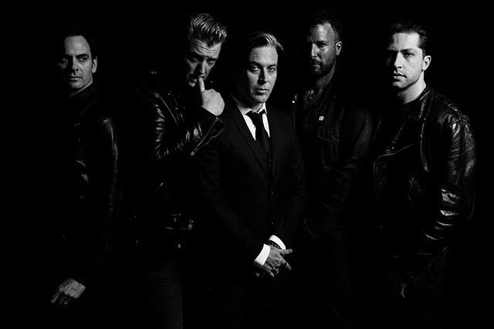 Queens of the Stone Age's 'Ellen' Appearance Cancelled, New Escape the Fate + More