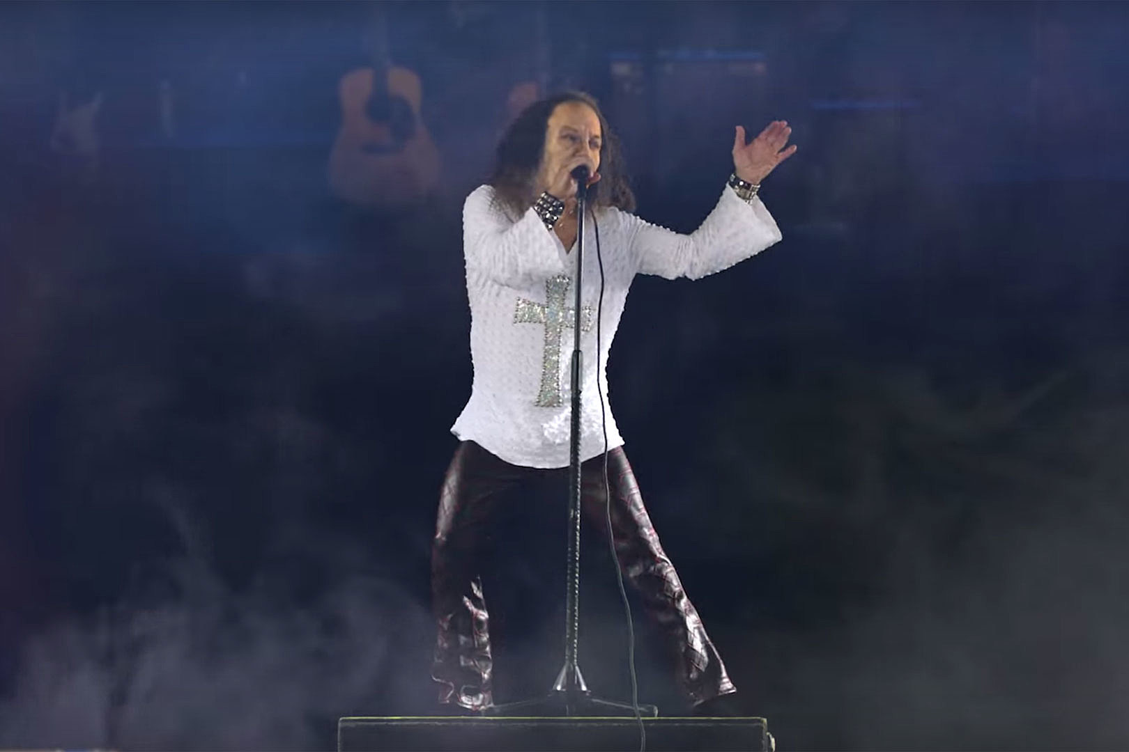 See a Trailer for Ronnie James Dio's Hologram + Tour, Plus News on The Plot in You, Joe Perry + More