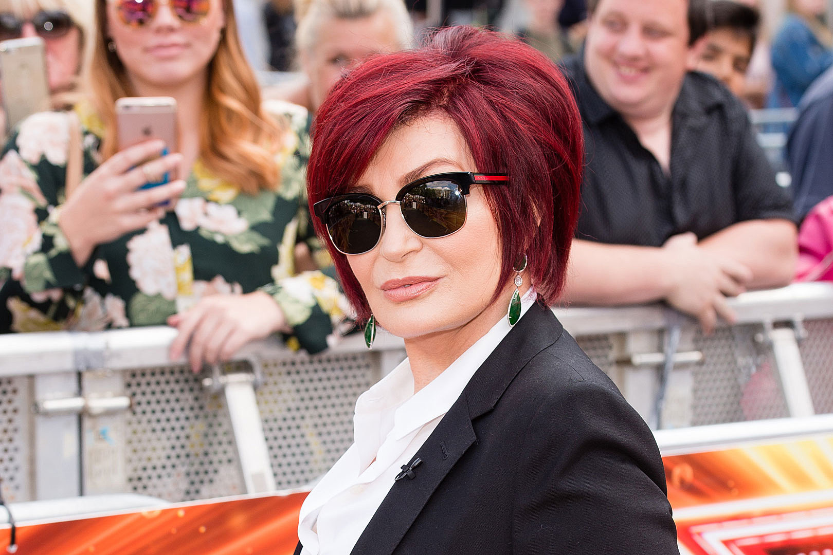 Sharon Osbourne Recalls The Exact Moment She Became A Badass