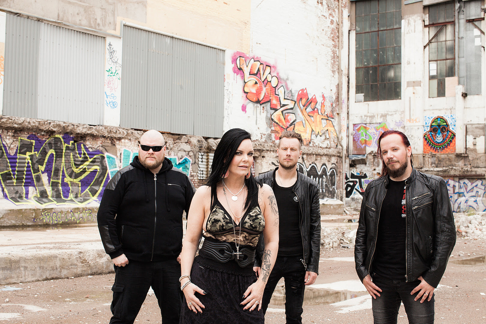 The Dark Element's Anette Olzon: Balancing Life With Returning to Music [Exclusive Interview]