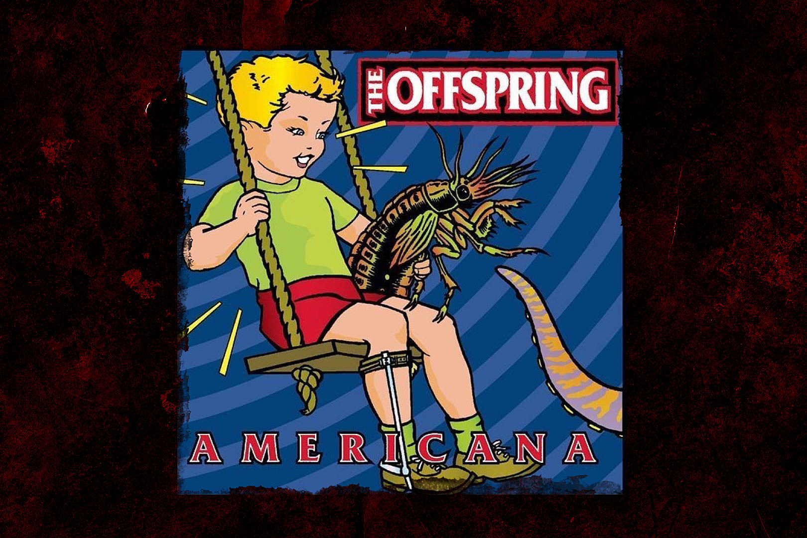 19 Years Ago: The Offspring Reflect Their World With the Release of 'Americana'