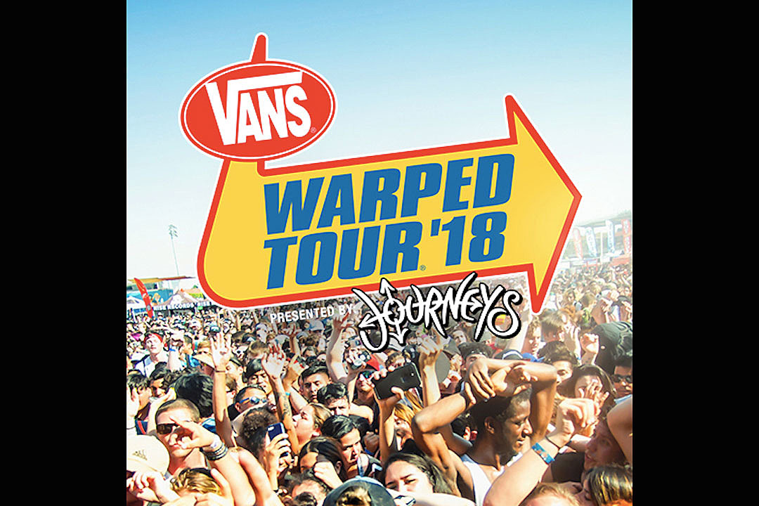 Warped Tour Announces Final Cross-Country Run in 2018