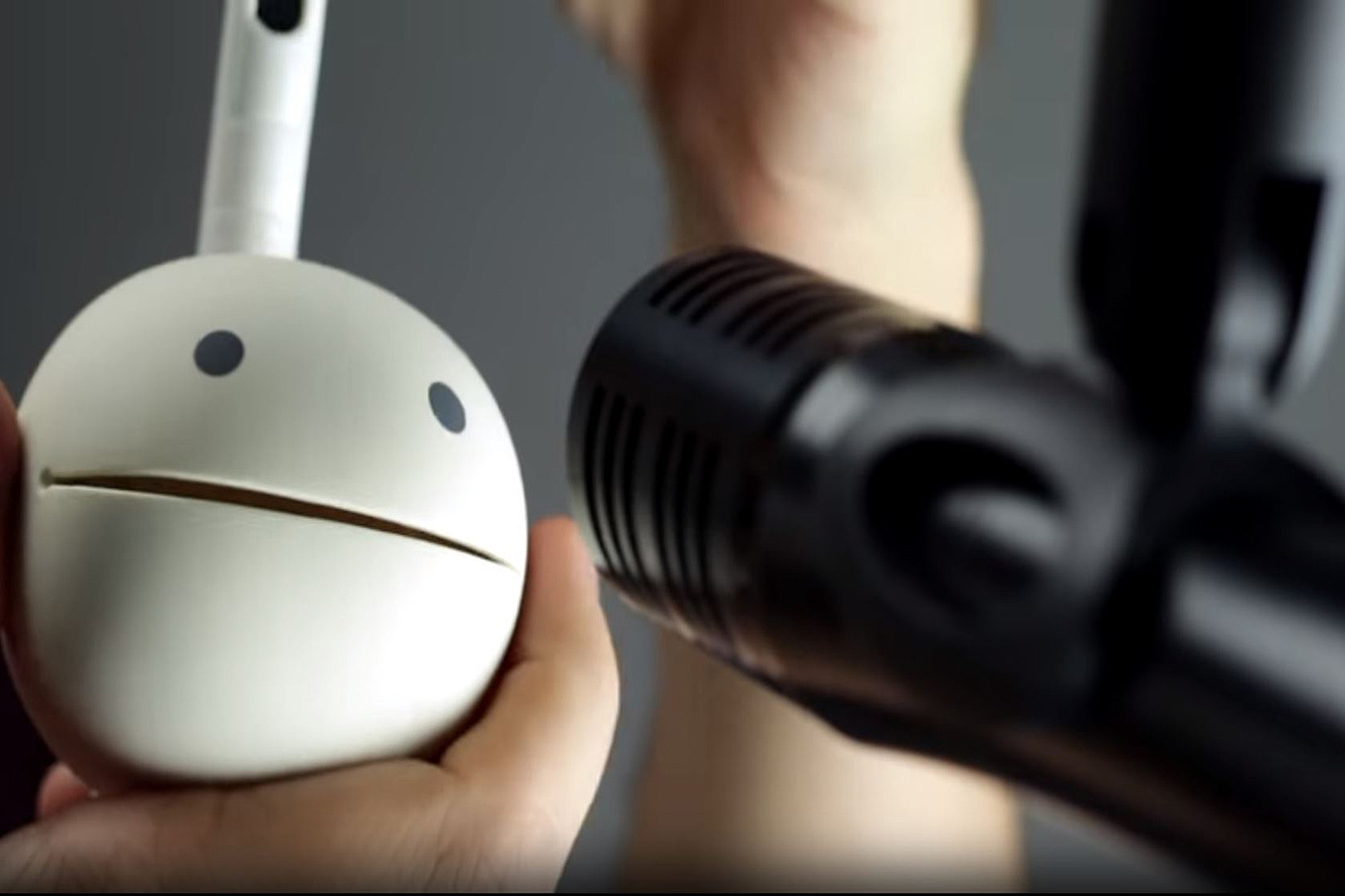 Rob Scallon Collaborates With The Haunted's Ola Englund for Otamatone Metal Song
