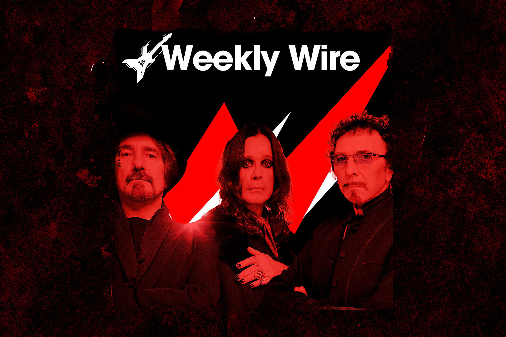 Weekly Wire: Your New Music Playlist of the Week Featuring Black Sabbath, Iron Maiden + More