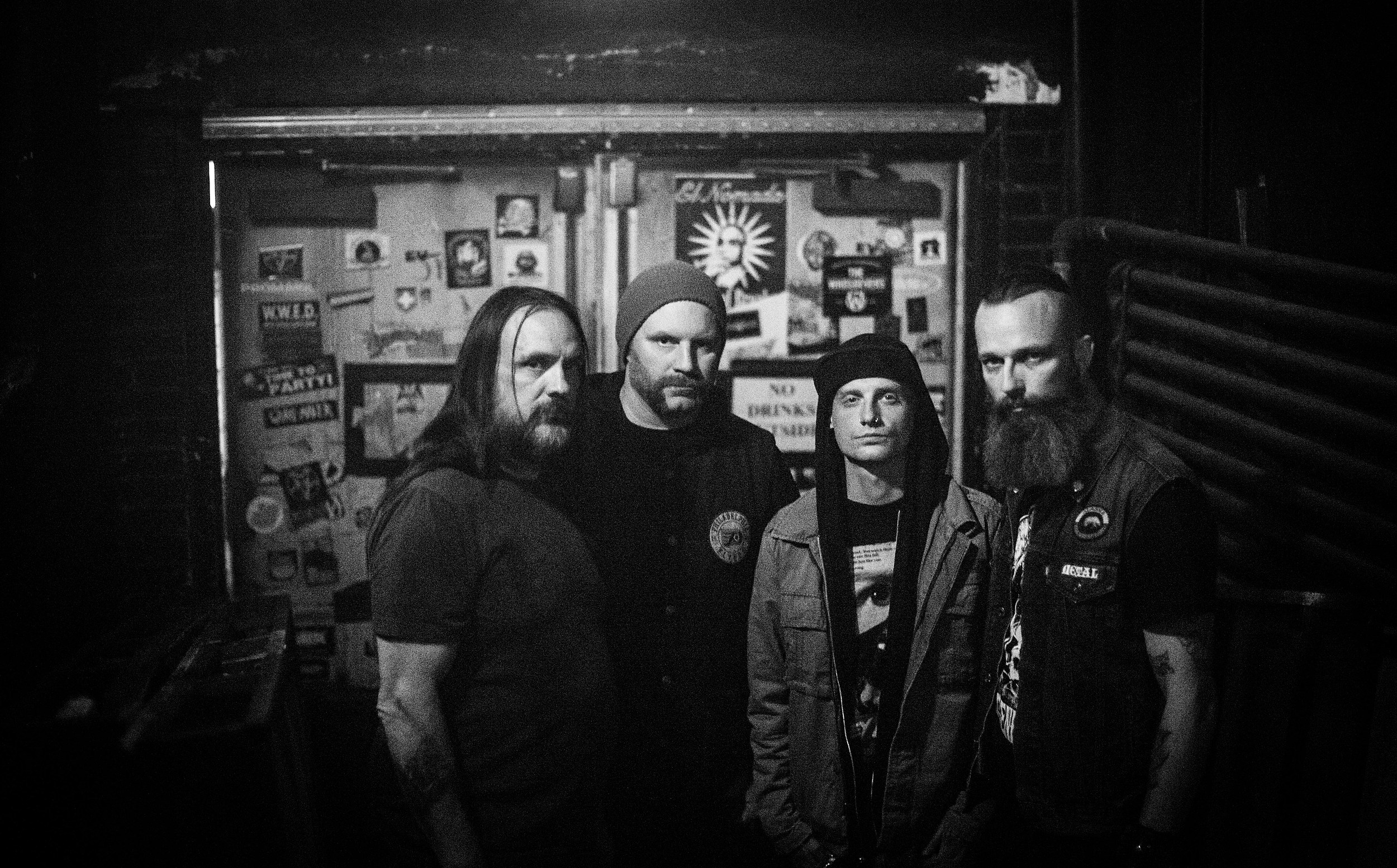 36 Crazyfists Battle the Cold in 'Wars to Walk Away From' Video – Exclusive Premiere