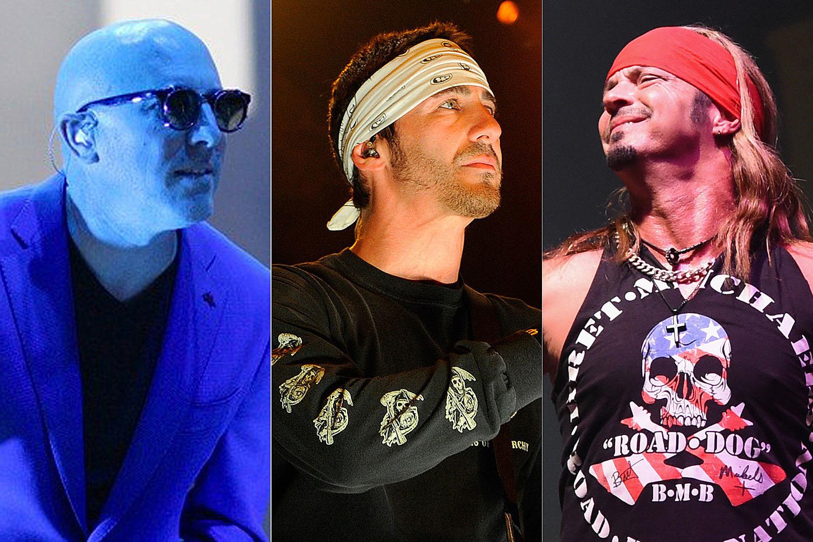 A Perfect Circle, Godsmack + Poison Lead 2018 Rocklahoma Lineup