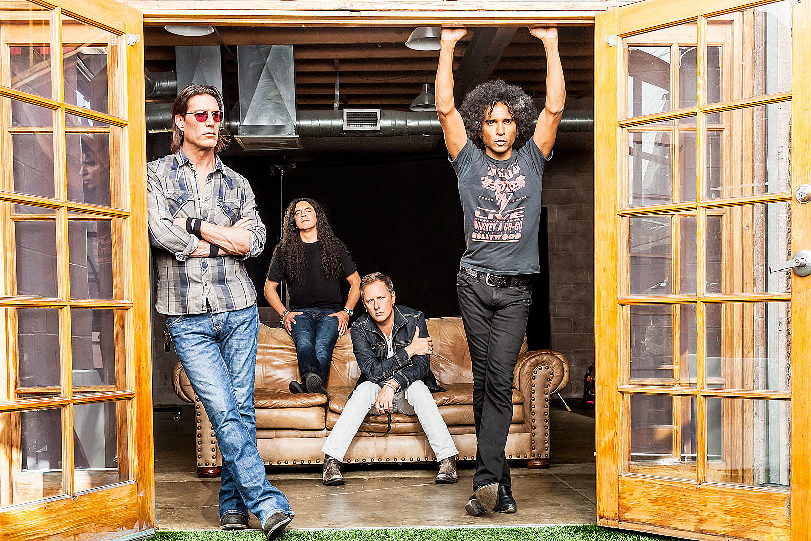 Alice in Chains Reveal Third 2018 U.S. Tour Leg for October