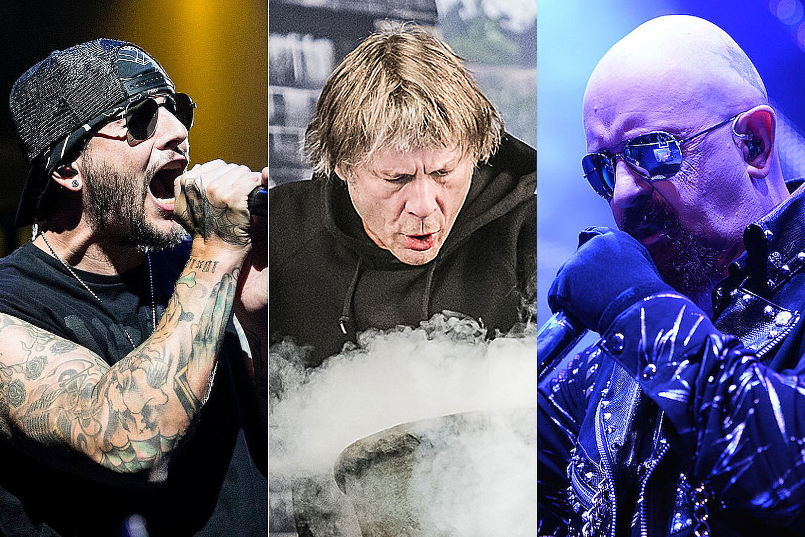 Avenged Sevenfold, Iron Maiden + Judas Priest to Headline France's 2018 Hellfest