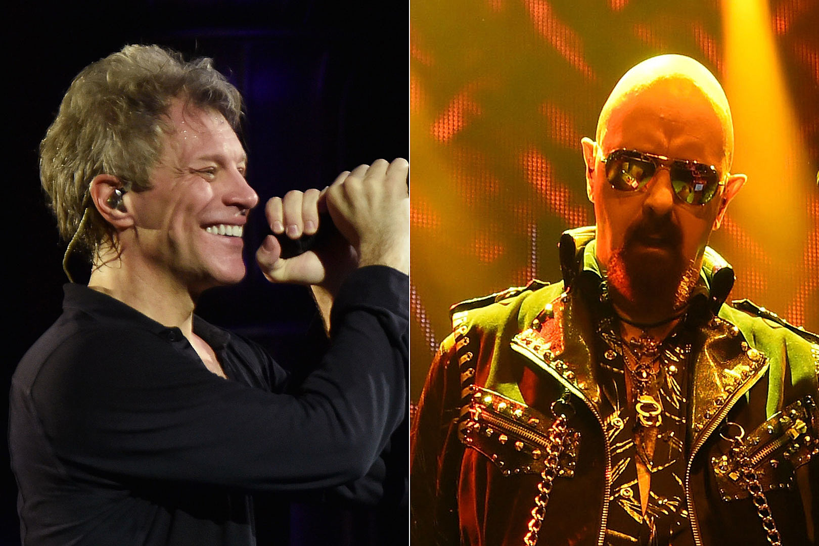 Bon Jovi In, Judas Priest Fall Shy of 2018 Rock and Roll Hall of Fame Induction