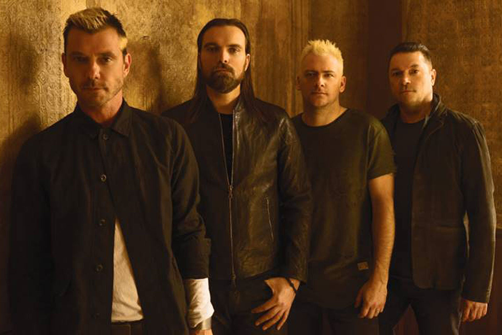 Bush Working With Marilyn Manson Guitarist on 'Heavy' New Album