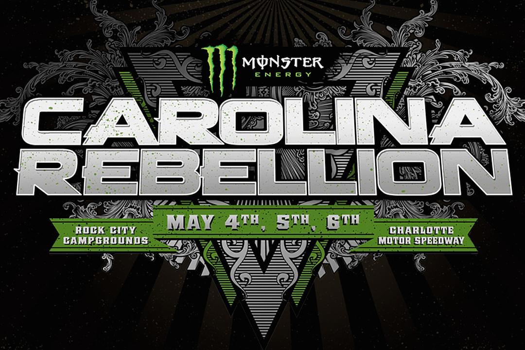 Carolina Rebellion 2018 Set Times Revealed