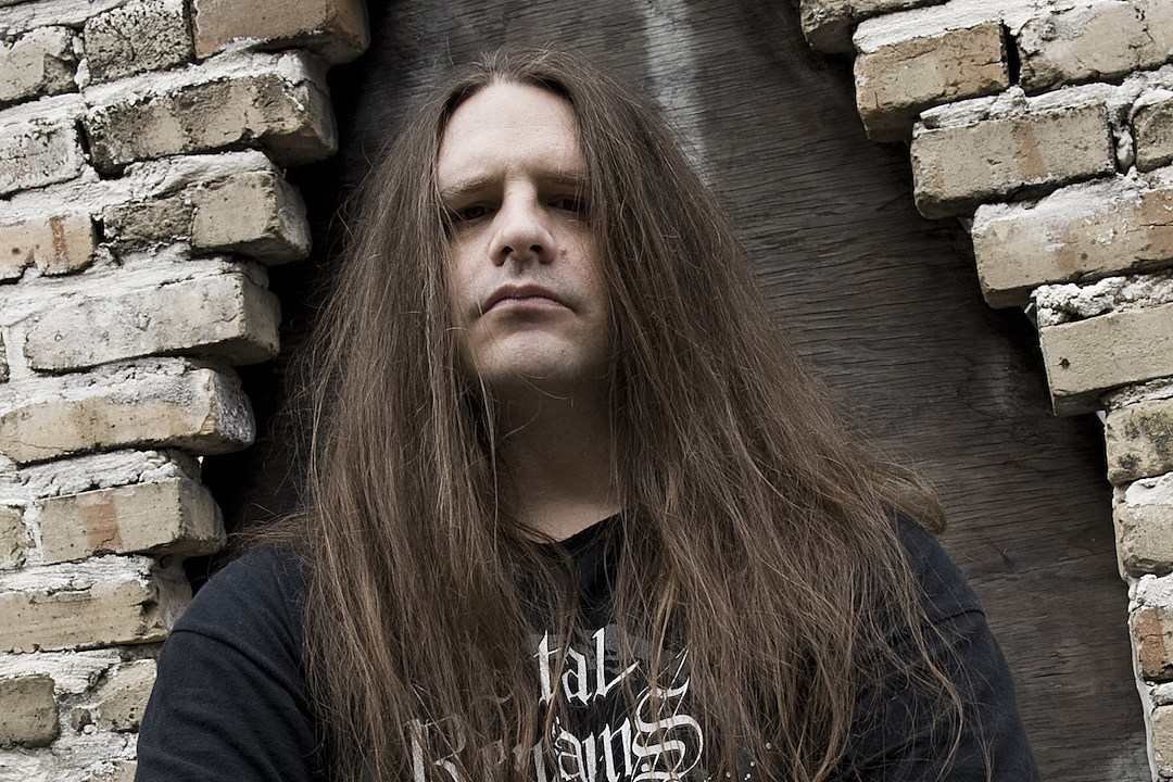 How Cannibal Corpse's George 'Corpsegrinder' Fisher Learned to Scream