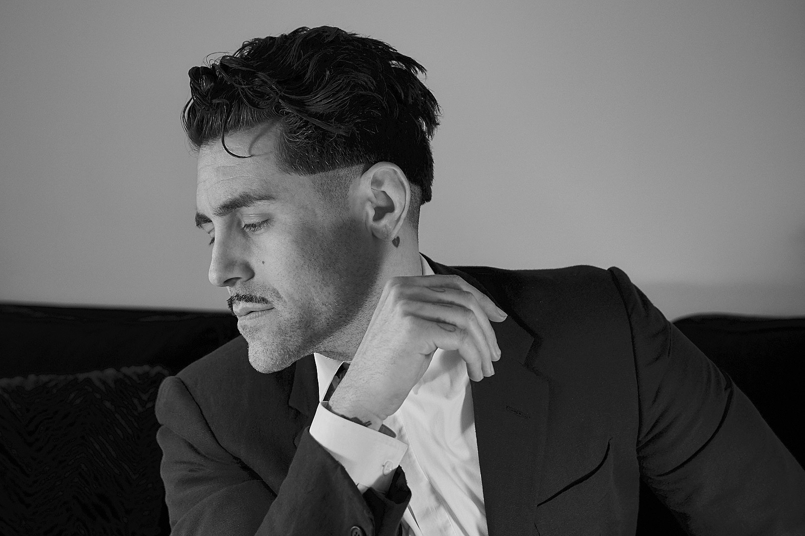 AFI Frontman Davey Havok to Release Second Novel 'Love Fast Los Angeles' in February 2018