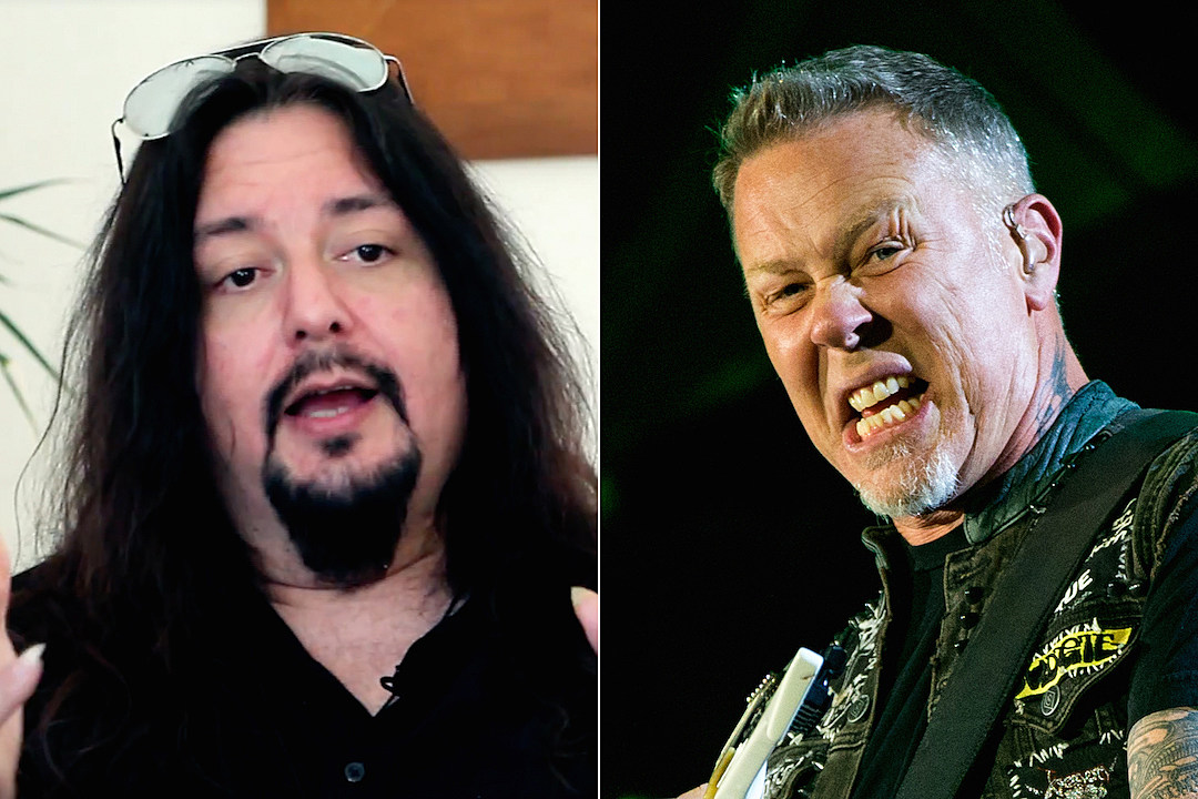 Gene Hoglan Recalls Meeting James Hetfield for the First Time in 1981 – Exclusive 'The Rise of L.A. Thrash Metal' Clip