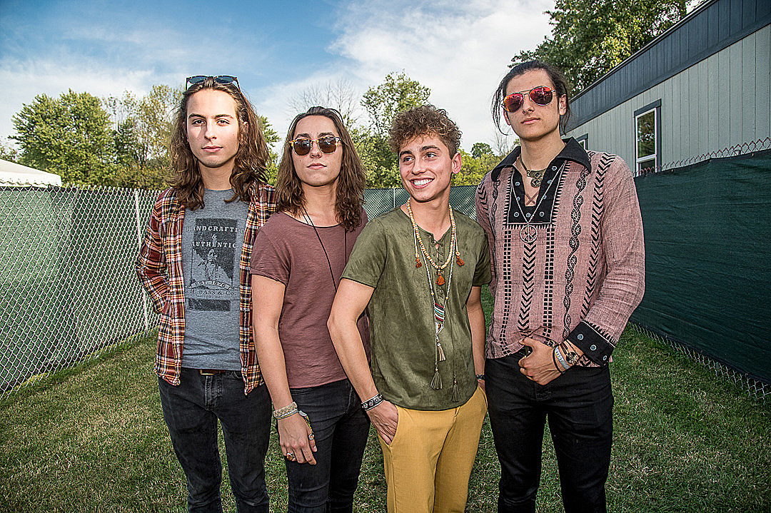 Greta Van Fleet Complete Debut Album, Plan 2018 Release