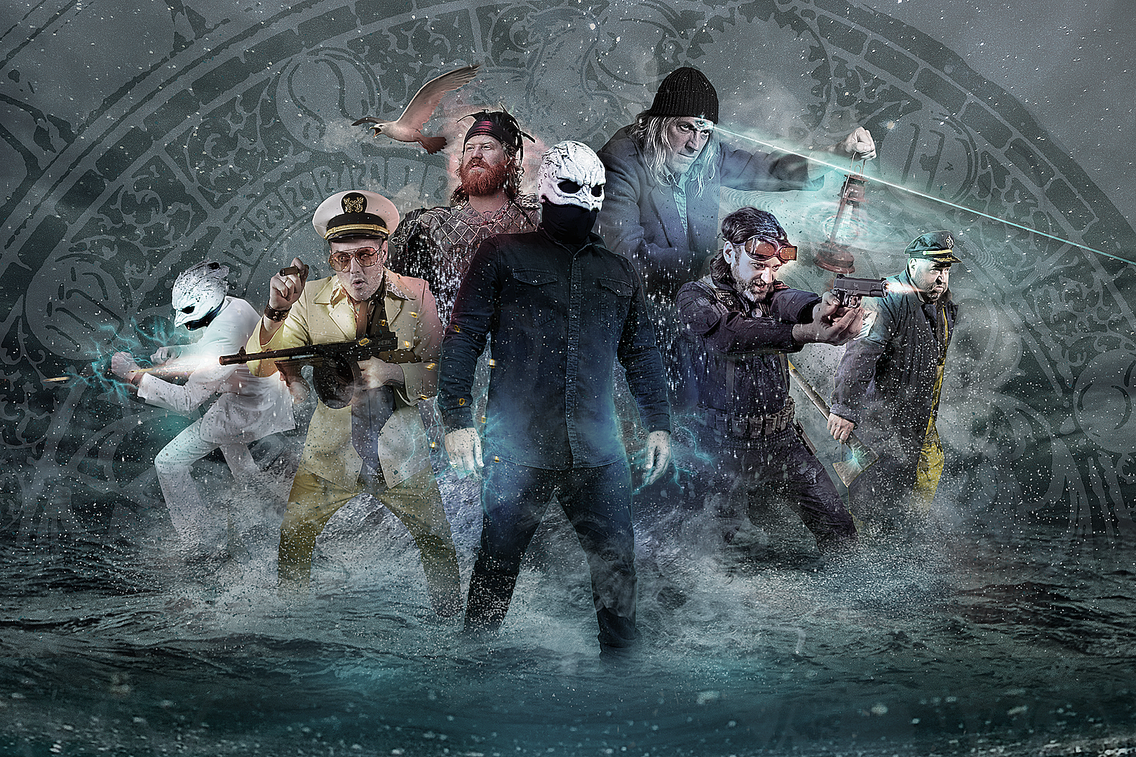 Legend of the Seagullmen Take to the High Seas on 'The Fogger'