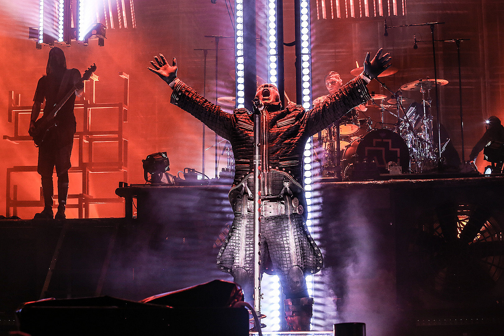 Hear Three More Rammstein Song Teases From Upcoming Album