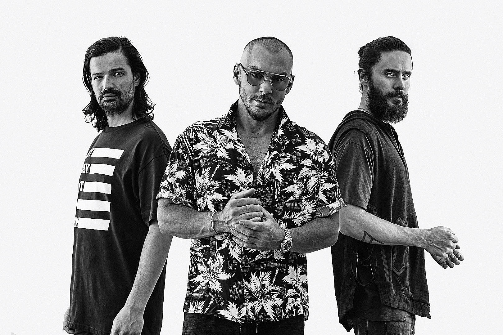 Thirty Seconds to Mars Ready to Share Their 'America' With Fans