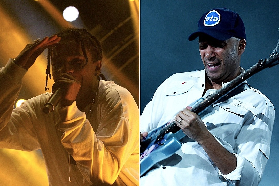 Tom Morello Collaborates with ASAP Rocky for Thunderous New Song 'FTW (F–k the World)'