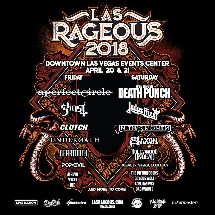 Live Nation / Las Rageous Festival