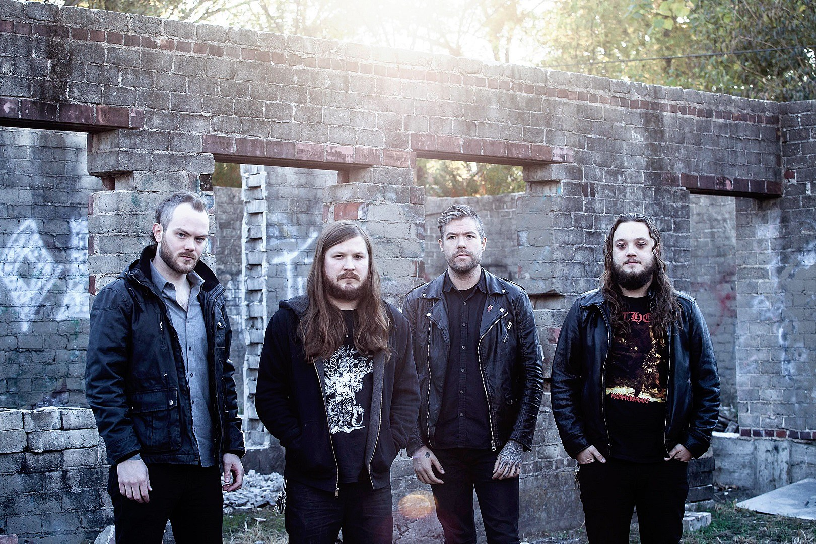 Pallbearer Bring Doom to Upcoming 2018 Winter Tour