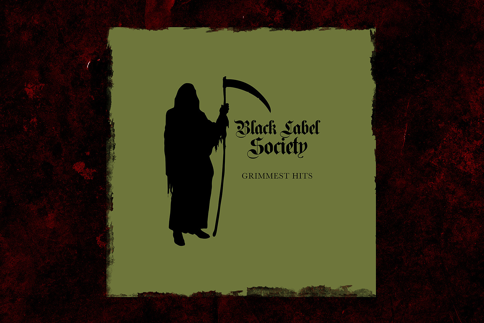 Grimmest Hits - Black Label Society   Songs, Reviews