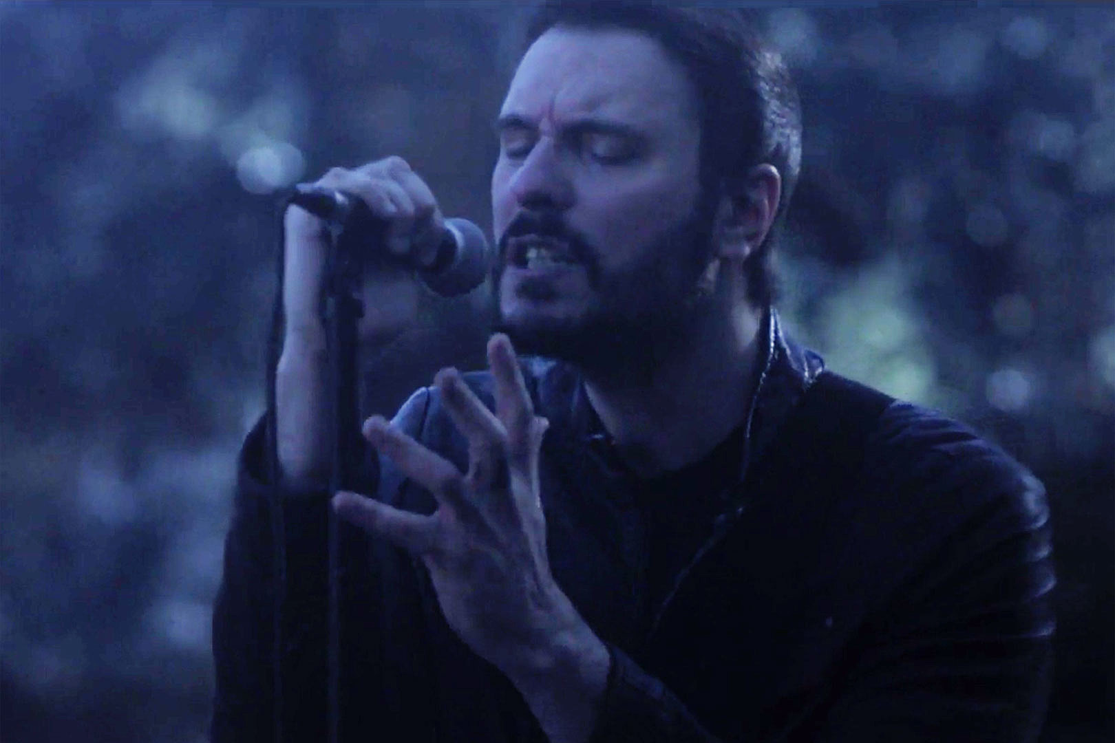Breaking Benjamin Reveal Chilling Tale of Father's Anguish in New 'Red Cold River' Video