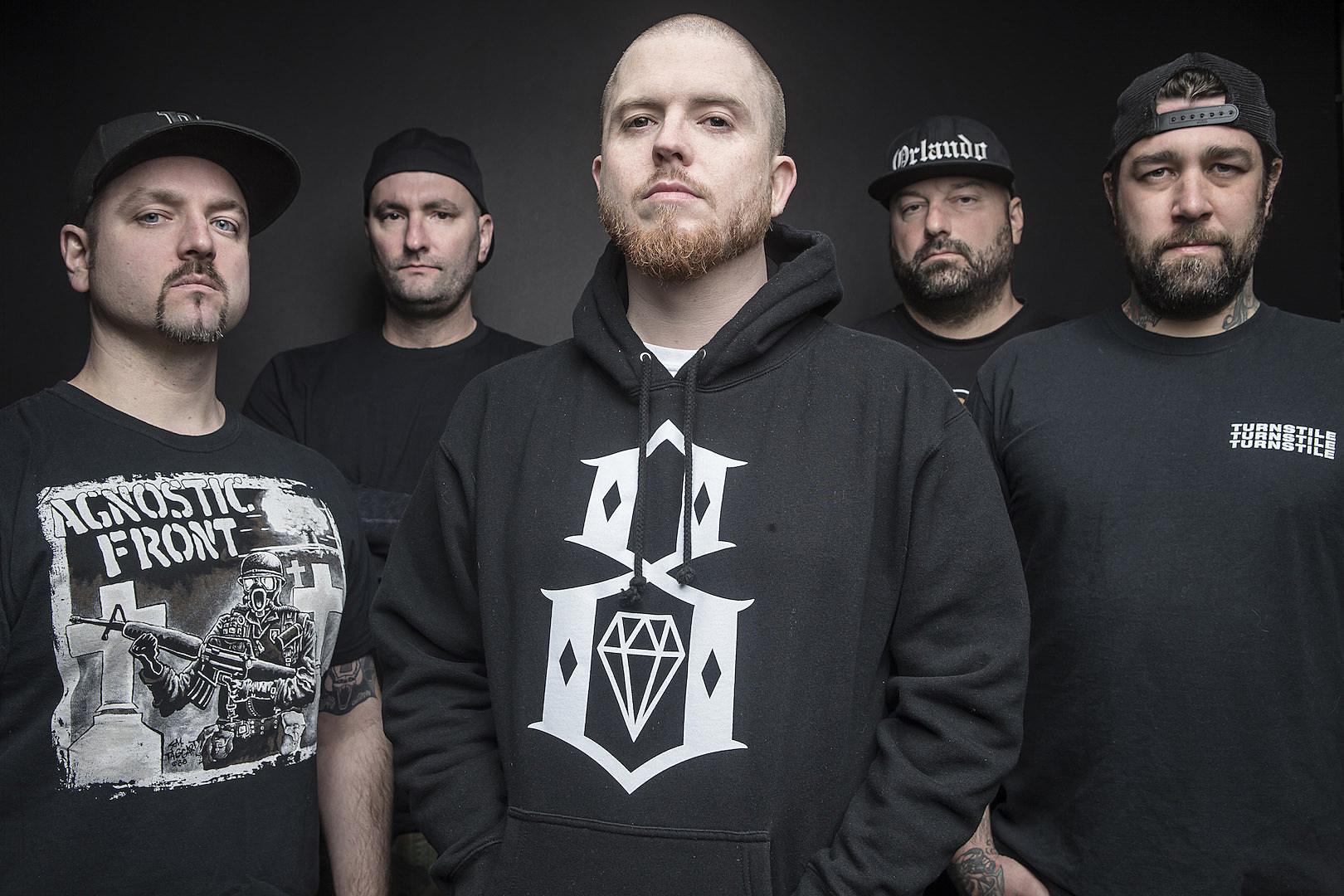 Hatebreed Celebrating Two Album Anniversaries on 2018 U.S. Tour
