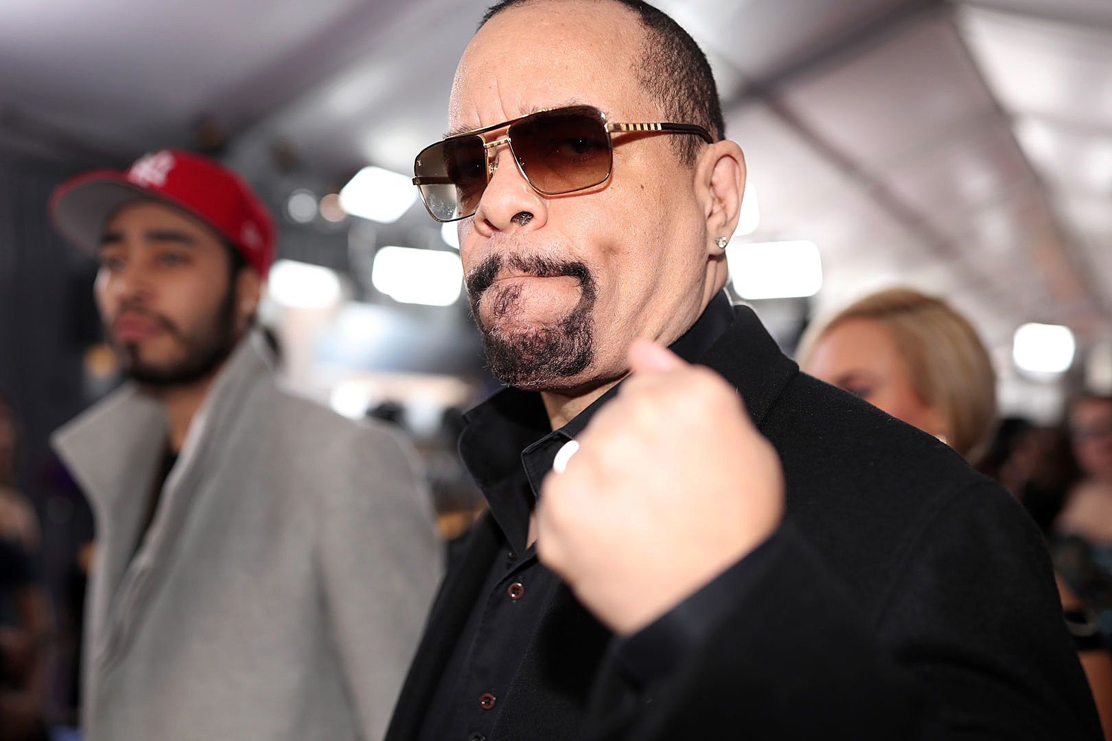 Report: Body Count's Ice-T Arrested for Evading Bridge Toll