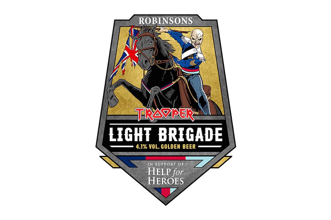 Robinsons Brewery / Iron Maiden