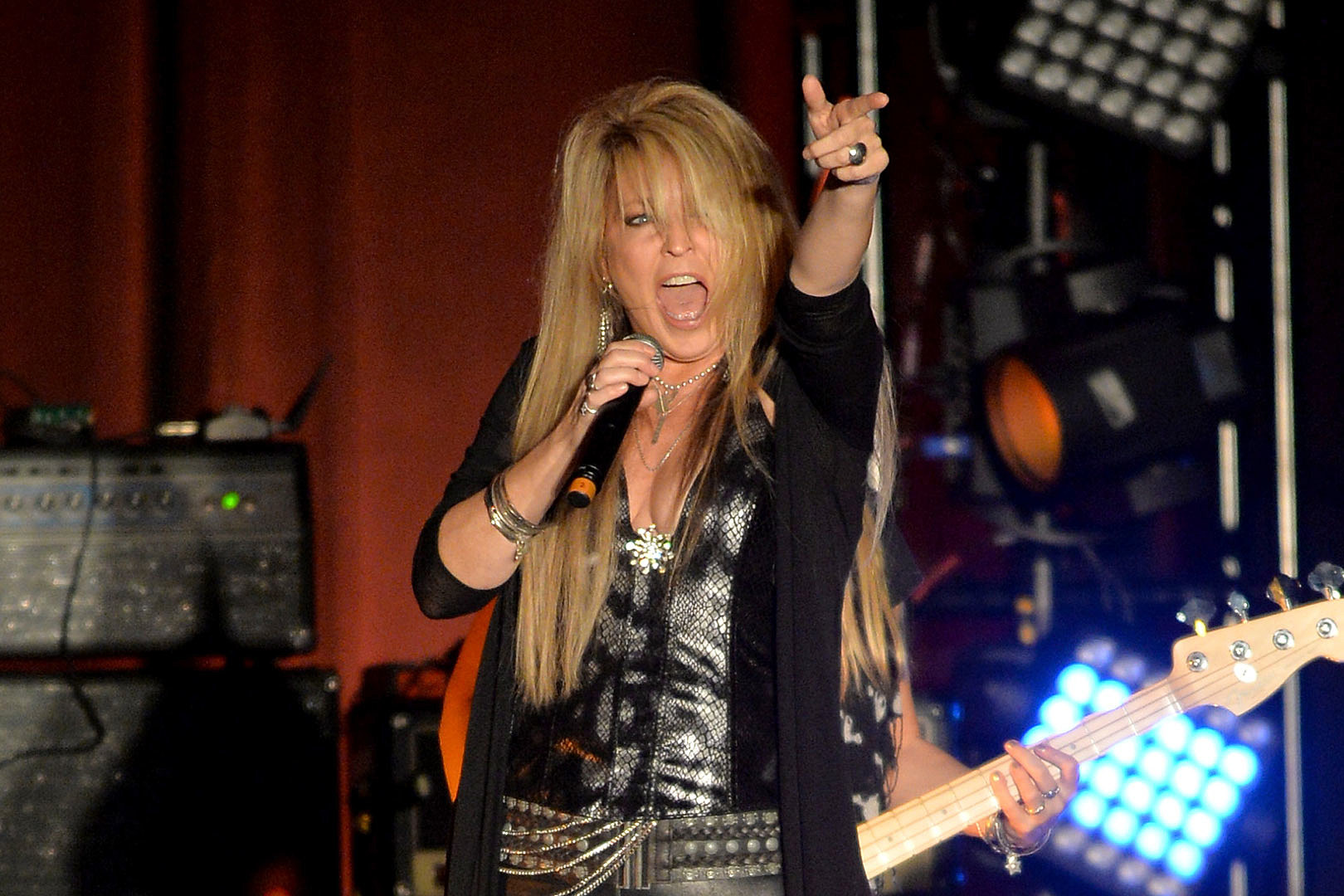 Vixen Vocalist Janet Gardner Undergoes Emergency Surgery After Solo Concert