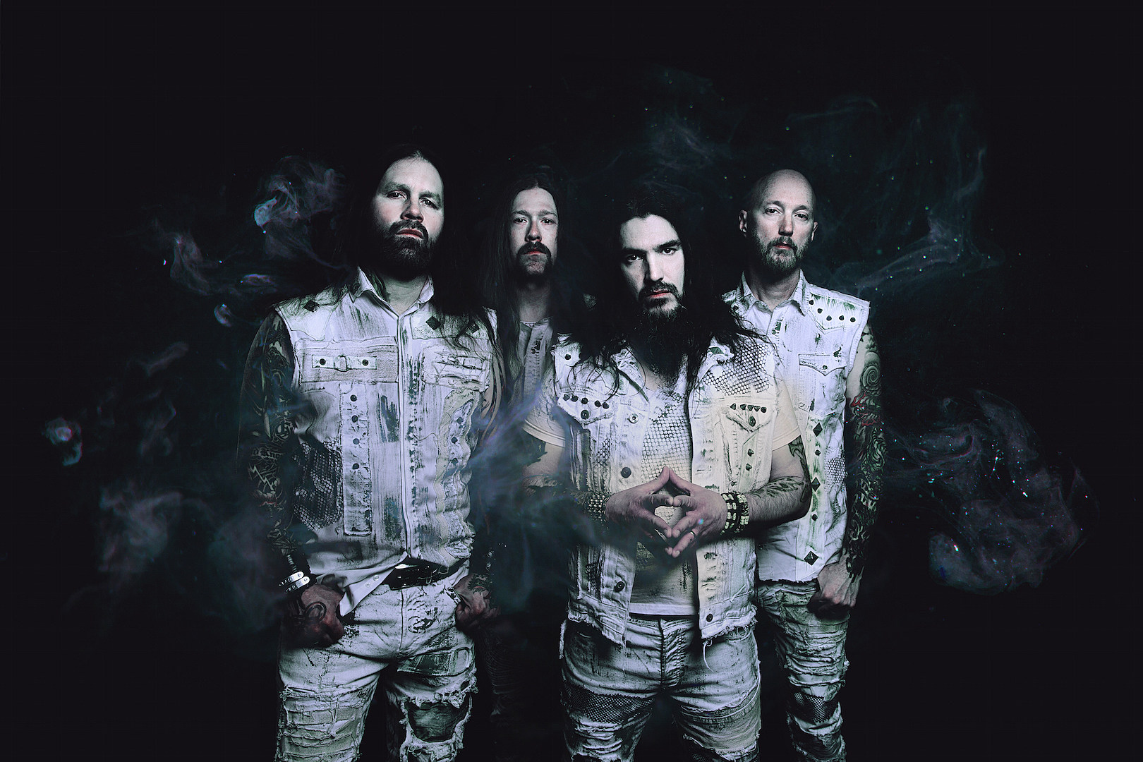 Machine Head Explore Folk in Topical New Song 'Bastards'