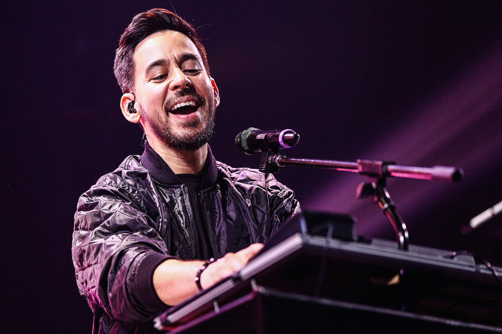 Mike Shinoda Ready to Face Playing Chester Bennington-Inspired Songs Head On