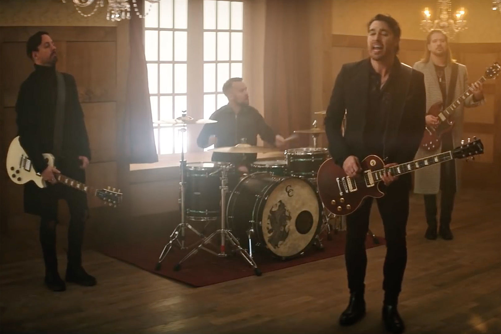 Red Sun Rising Engage Their 'Deathwish' With New Video