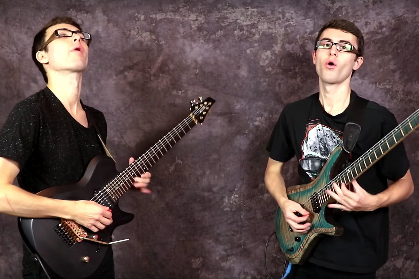 Watch YouTube Star Stevie T Add a Dragonforce Touch to Ramones, Green Day + Weezer Classics