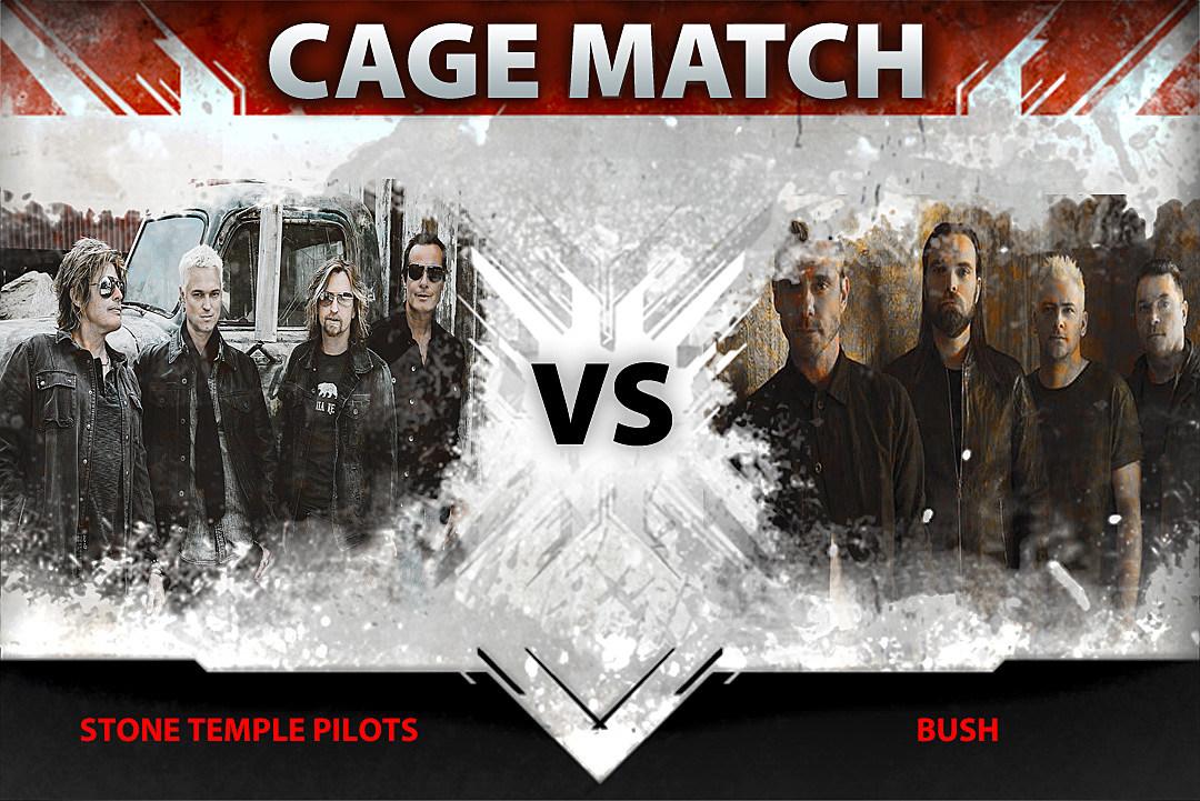 Stone Temple Pilots vs. Bush – Cage Match