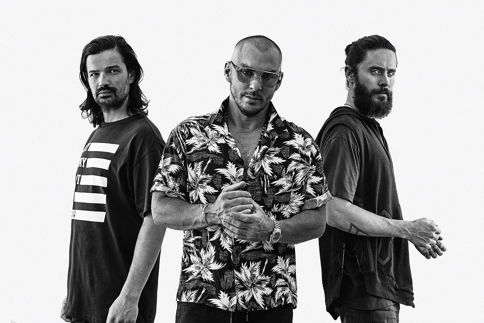 Thirty Seconds to Mars Reveal 2018 Camp Mars Details, Book Citi Sound Vault New York Show