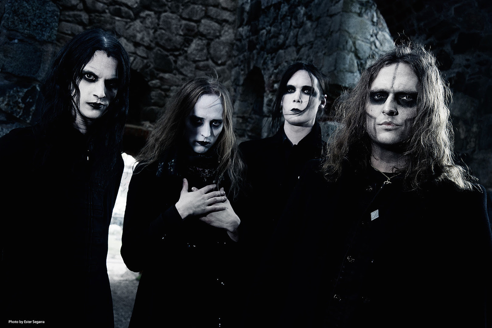 Tribulation's New Video Explores 'The World' of Ethereal Darkness