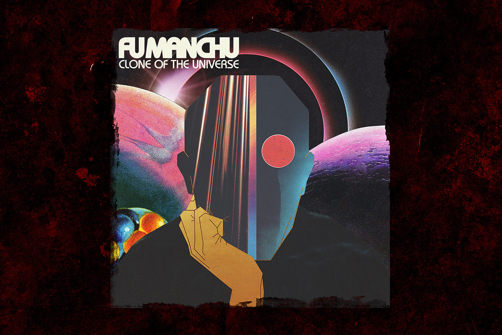Fu Manchu Break Their Mold and Through the Stratosphere on