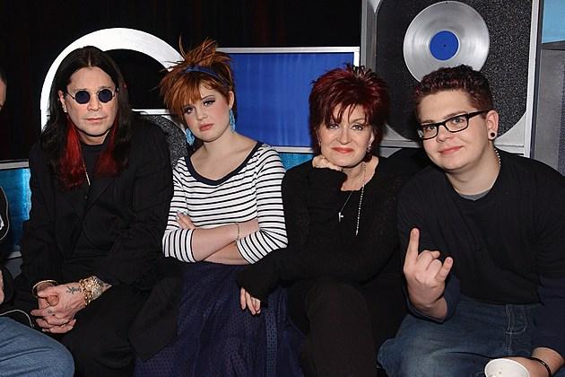 MTV TRL: The Osbourne's