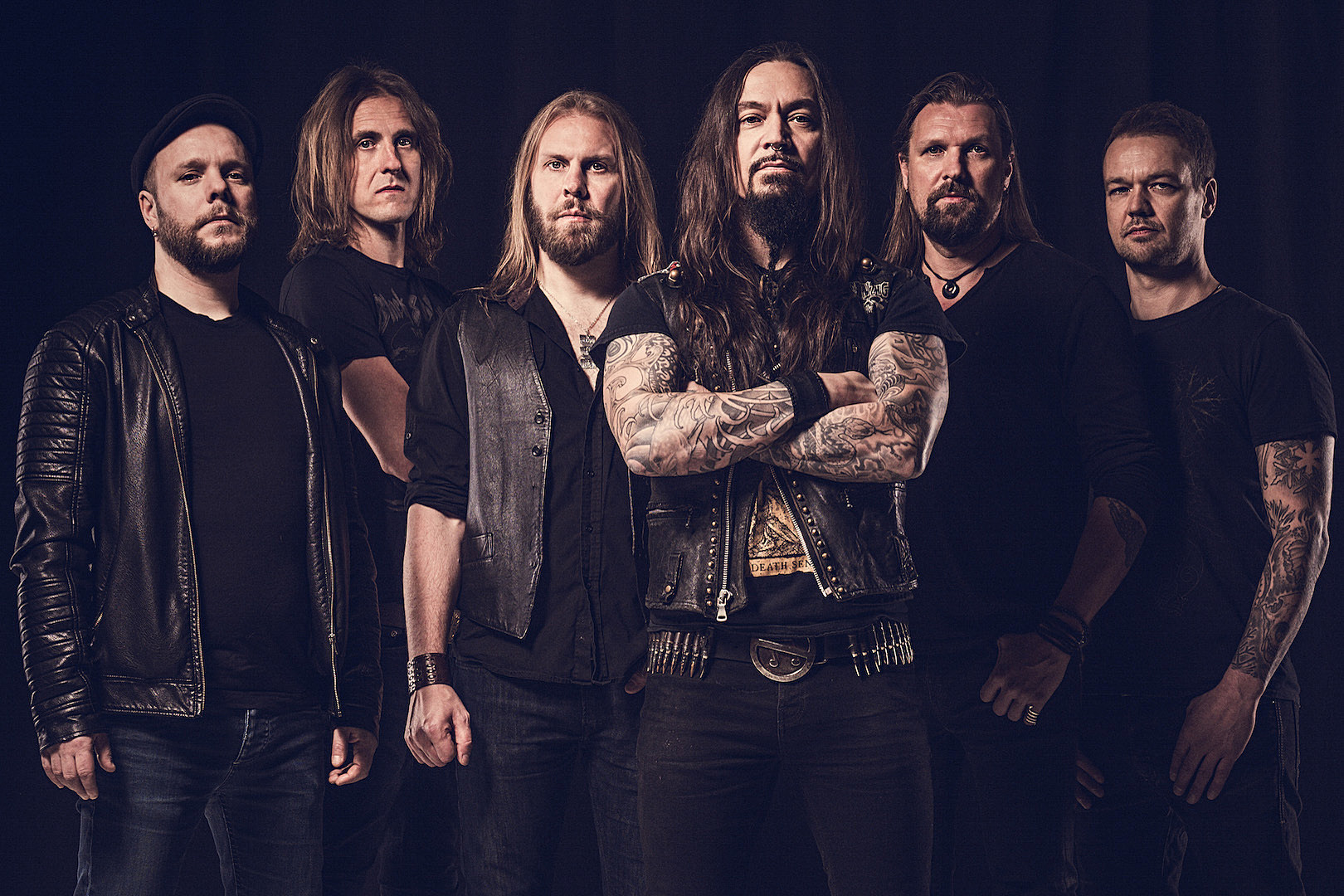Amorphis Spiral in Kaleidoscopic Splendor on First 'Queen of Time' Track 'The Bee'