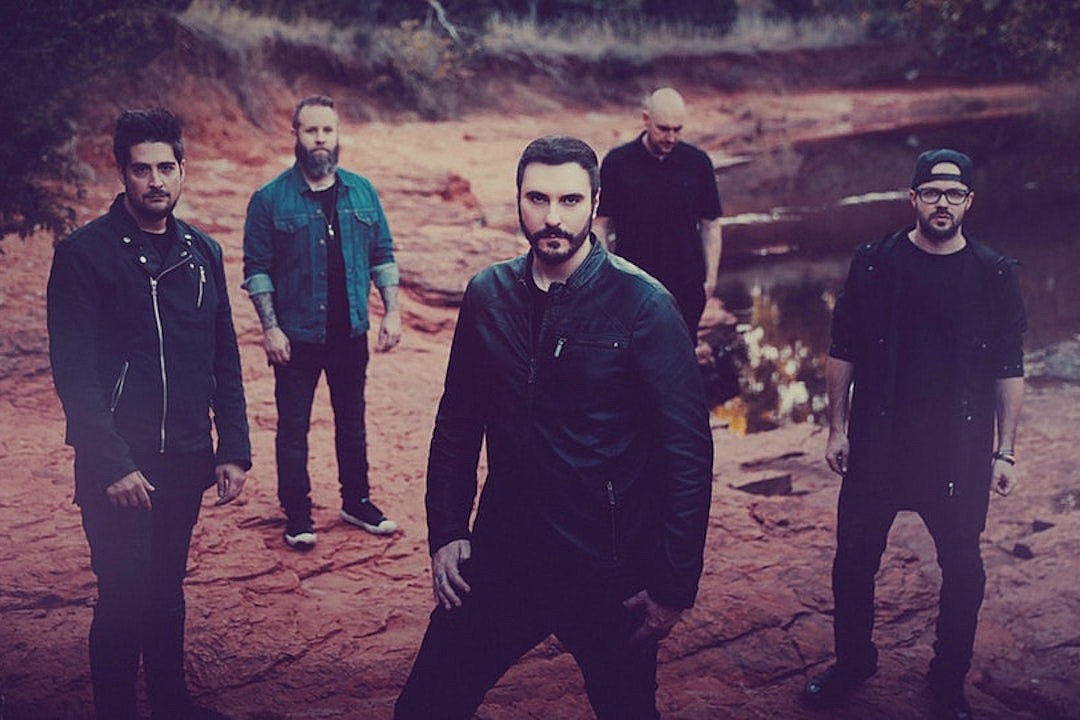 Breaking Benjamin Deal Out Brutality on 'Psycho'