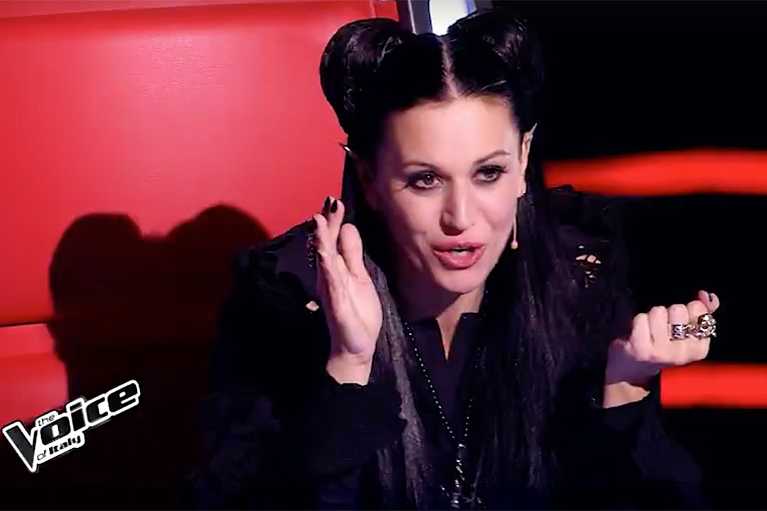 Cristina Scabbia Joins 'The Voice of Italy,' Plus News on Tool, 10 Years + More