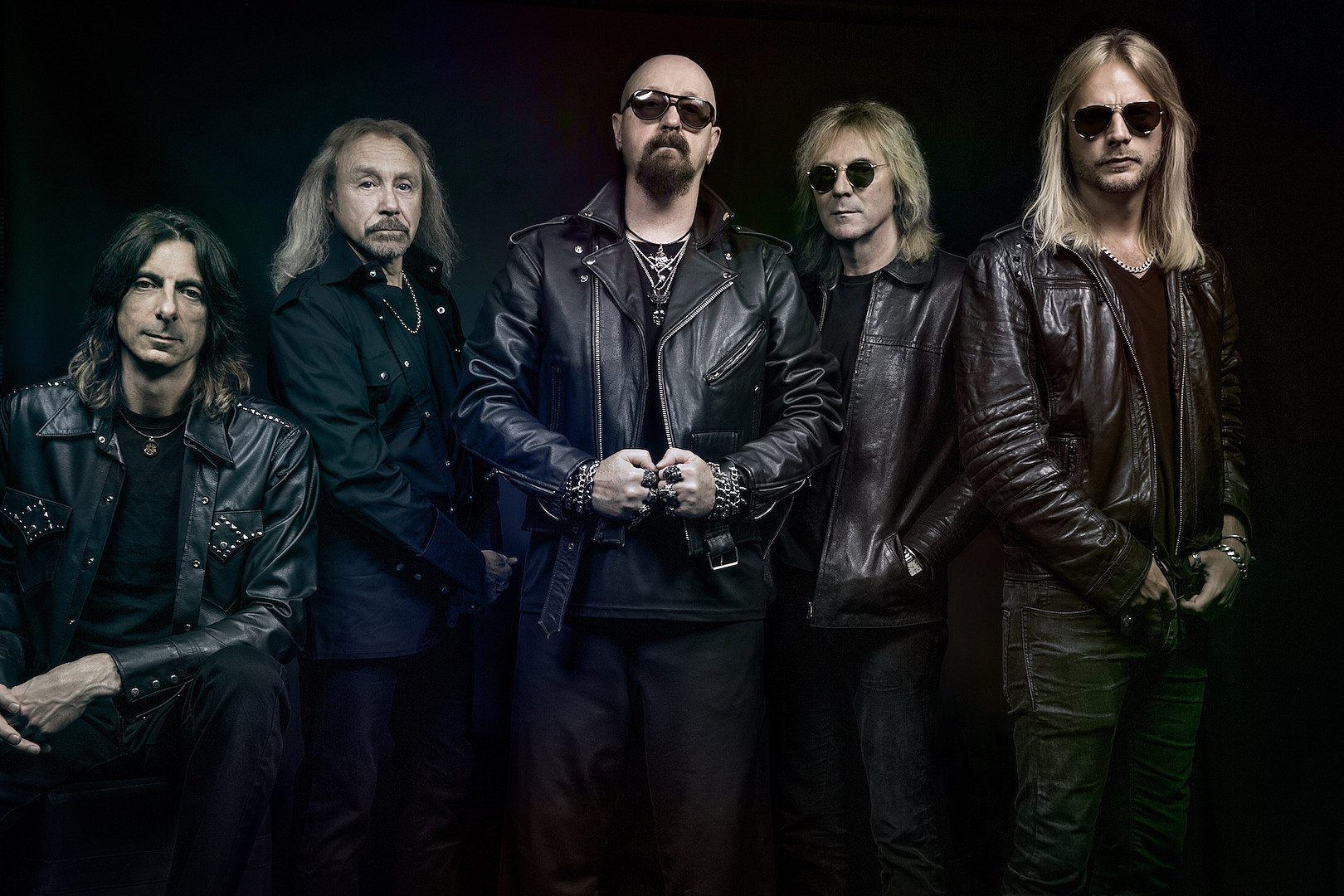 Glenn Tipton Joins Judas Priest Onstage in New Jersey
