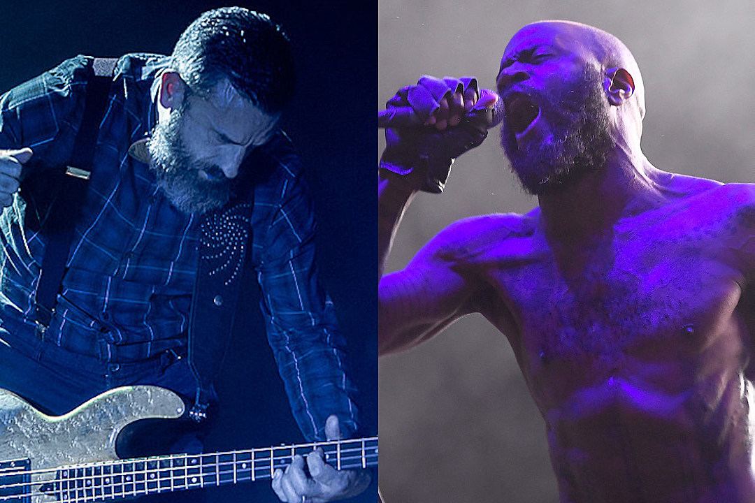 Tool's Justin Chancellor in the Studio With Death Grips, Plus News on Myles Kennedy, Jack White + More