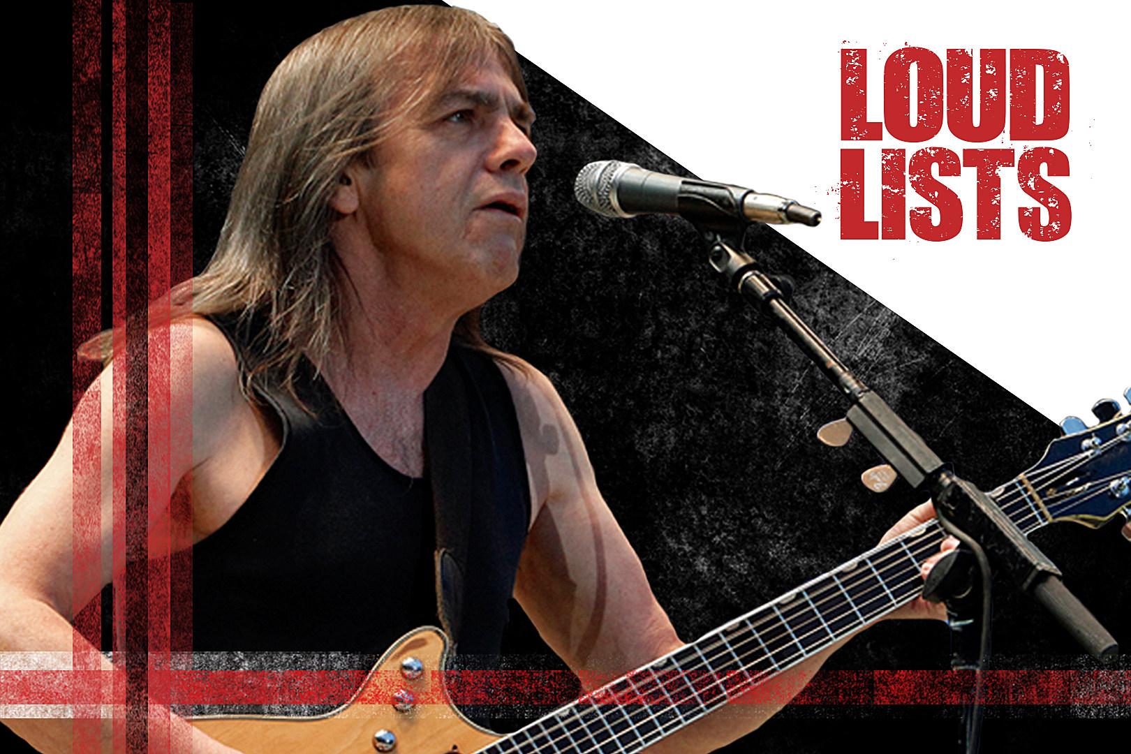 10 Greatest Rhythm Guitarists in Rock + Metal
