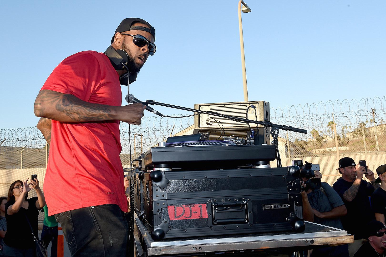 Prophets of Rage's DJ Lord + Peyote Cody Unite for 'Metal Shrapnel Moshtape, Vol. 2′