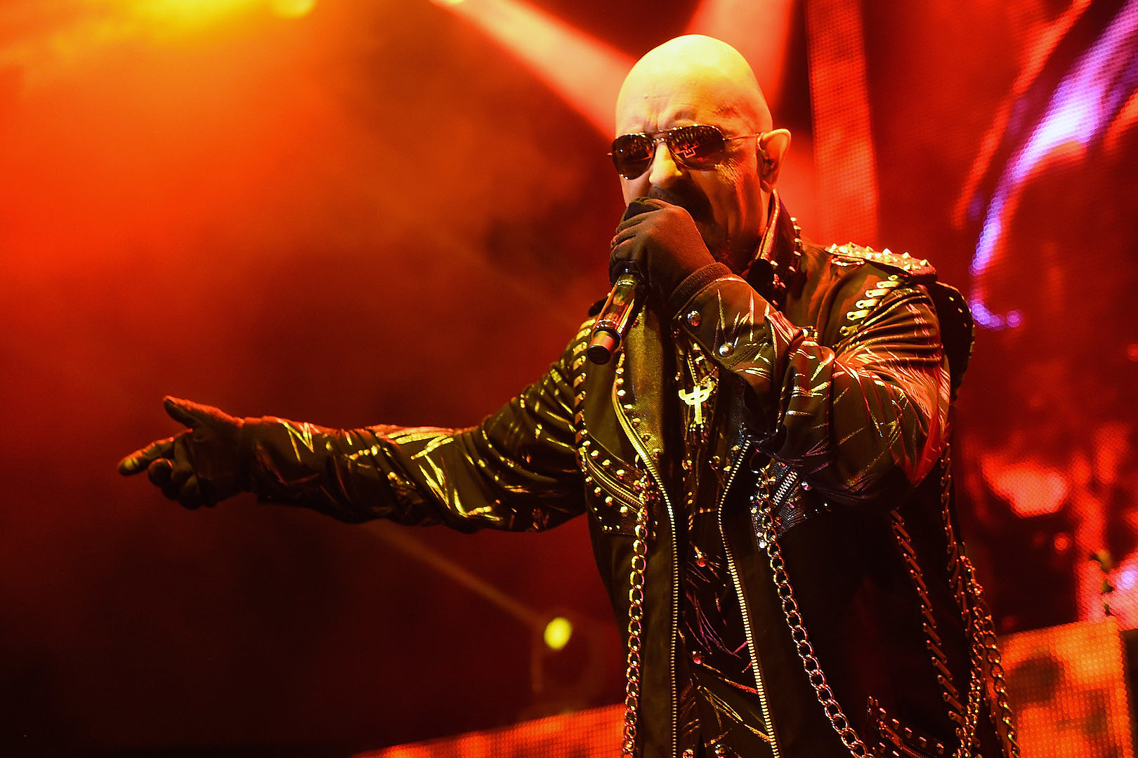 Judas Priest's Rob Halford Responds to Fake News Report About Hospitalization