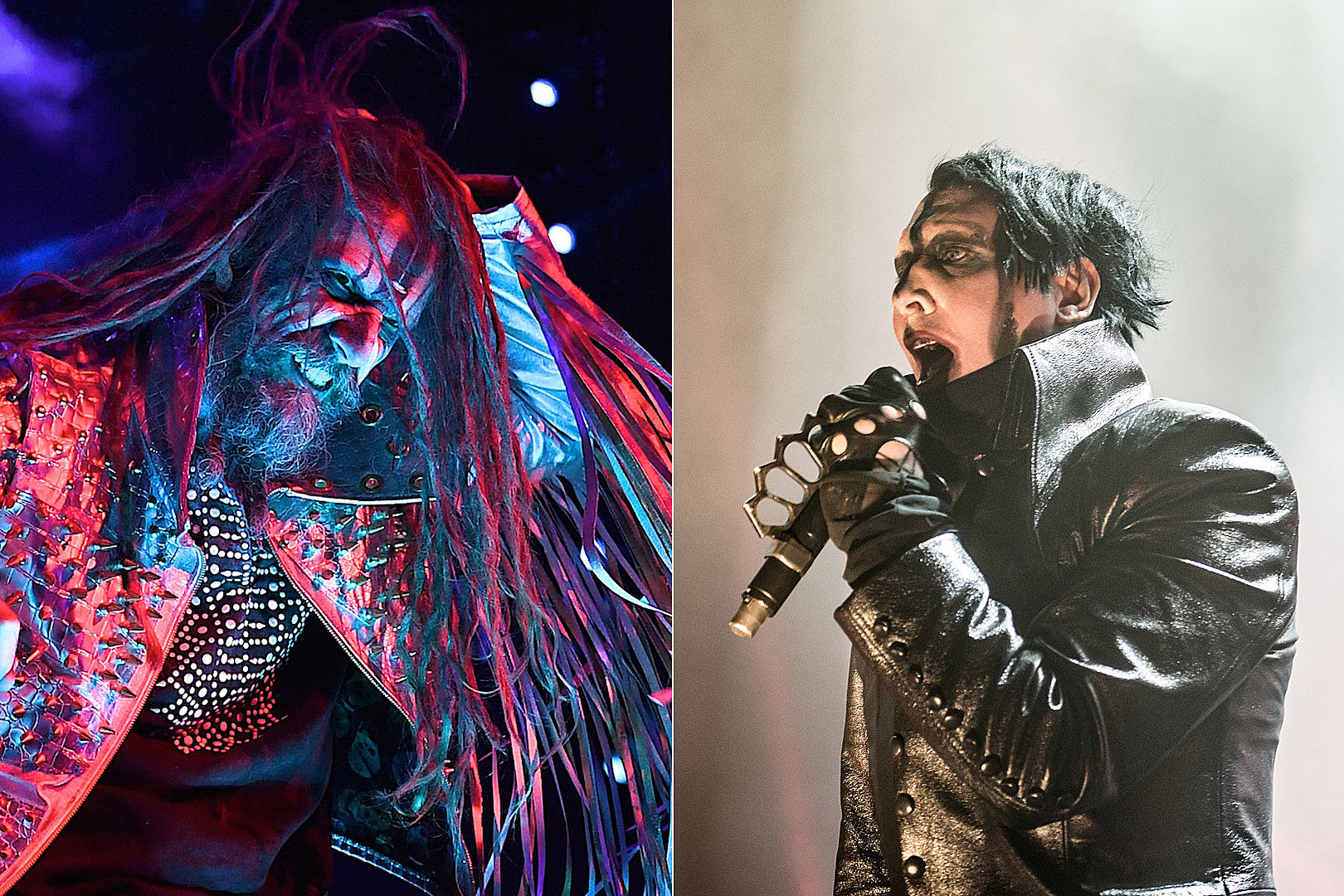 Rob Zombie + Marilyn Manson Pre-Sales Begin, Plus News on Underoath, Blessthefall + More