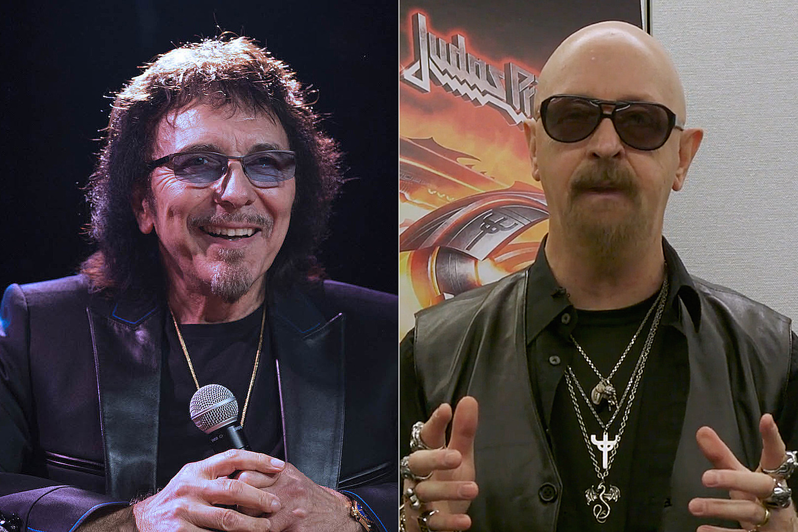 Tony Iommi Contemplates Collaboration With Rob Halford